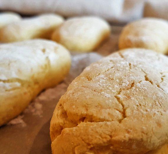 Glutenfritt morotsbröd
